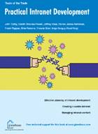 Cover of Practical Intranet Development